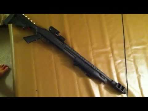 Mossberg Road Blocker