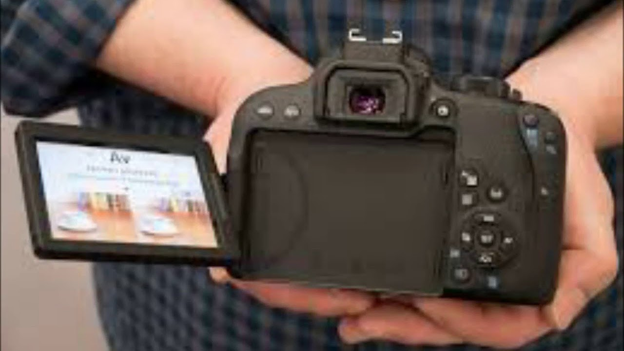 Canon 77 D And Rebel T7i Dslr Camera Review - YouTube