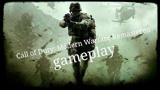 HARDCORE GUN GAME | Call of Duty: Modern Warfare Remastered