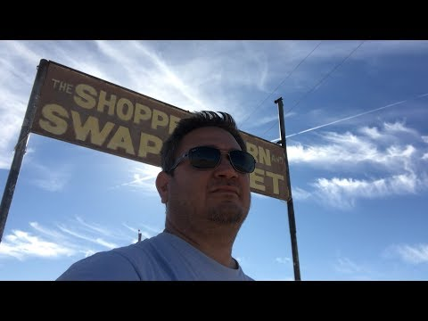 MAKING MONEY SELLING AT THE SWAP MEET (FLEA MARKET)