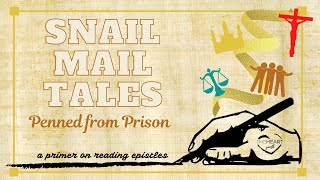 Penned from Prison   Snail Mail Tales, Ep. 1   Ethan Hardin   theHeart Boone Youth