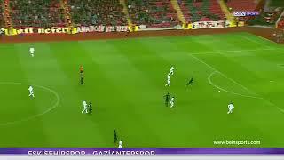 Eskişehirspor-Gaziantepspor(7-0) Maç Özeti
