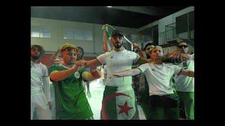 Hardos - LES Z'HOMMES 🇩🇿 (REMIX) Feat. Daks, Kader Diaby 4real, MV (Prod. Dj Cream)