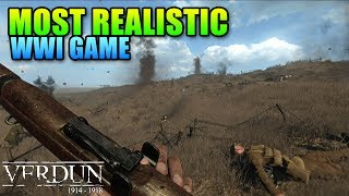 Verdun - The Most Realistic WWI Game