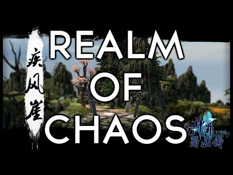 Dota 2 Mods | MORE REALM OF CHAOS - SHOESHINE MOUNTAIN! P1