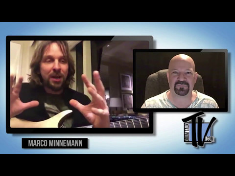 Marco Minnemann on Drum Talk TV!