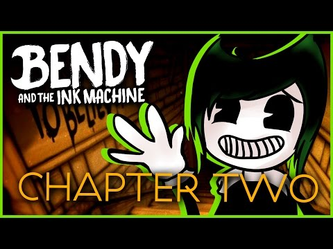 Thumbnail: THAT ENDING THOUGH! | BENDY AND THE INK MACHINE CHAPTER TWO | DAGames