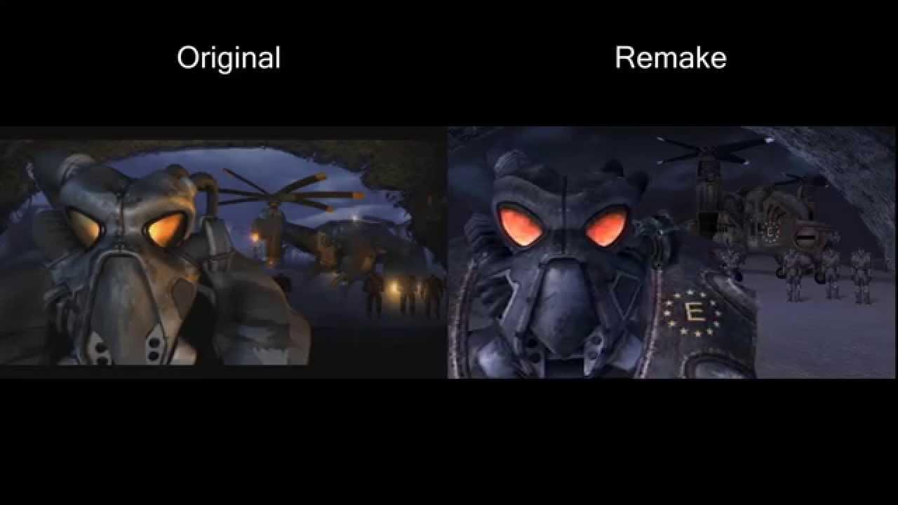 Fallout 2 Intro - New Vegas Machinima Remake