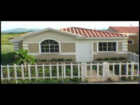 Villas deportivas casas en el salvador san miguel for Los mejores techos de casas