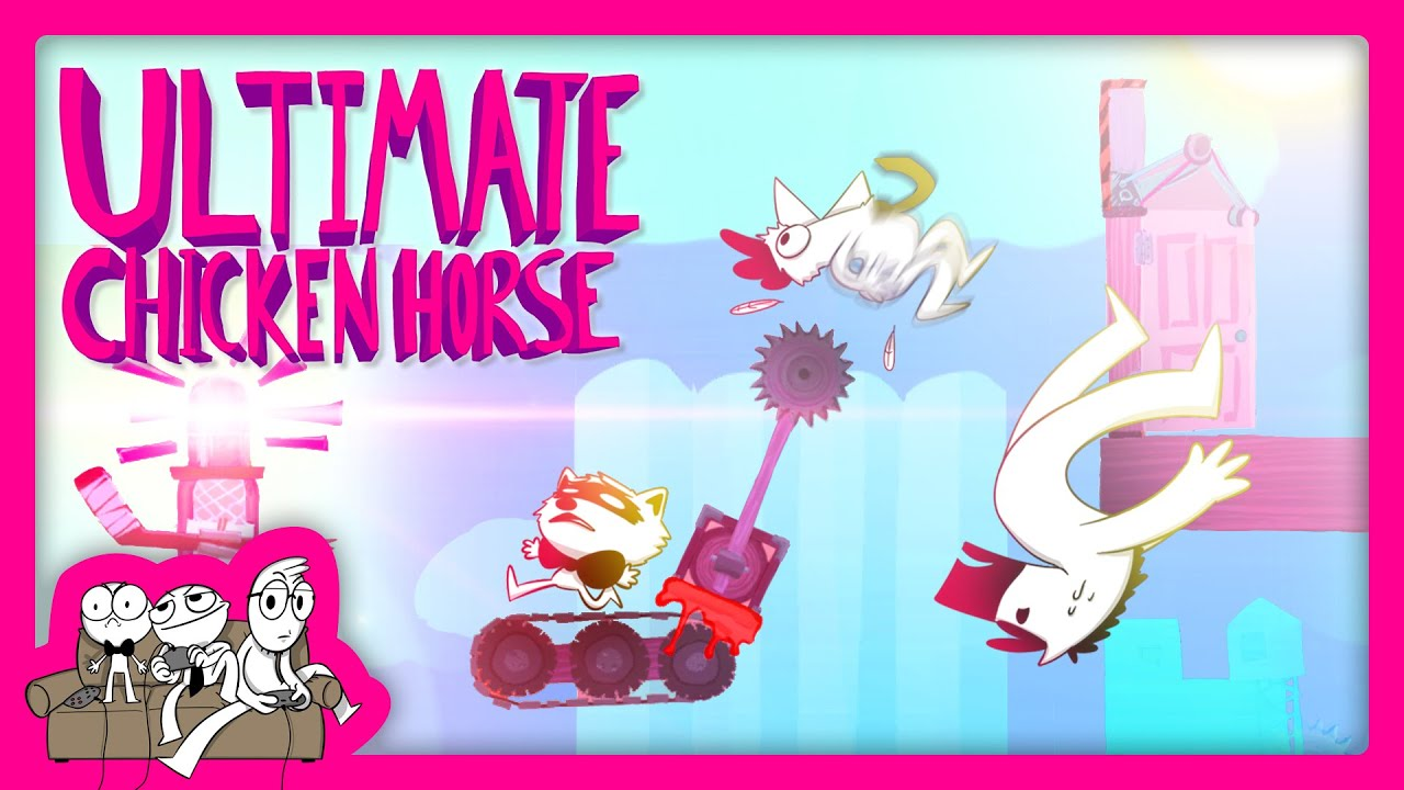 Hazelnut Stops EXISTING in Ultimate Chicken Horse!
