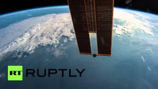 NASA Timelapse: Space station captures storm over Kazakhstan
