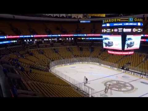 TD Garden - Boston Bruins - 2014
