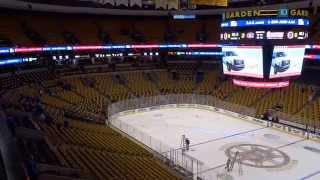 TD Garden - Boston Bruins - 2014