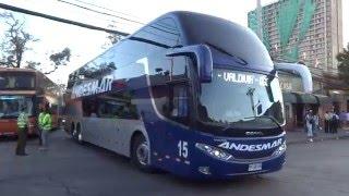 Comil Campione DD / Volvo / Andesmar Chile