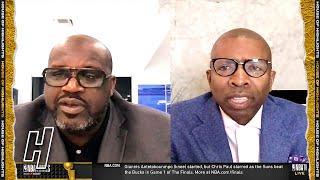 Shaq & Kenny Reacts to Suns Game 1 Win vs Bucks