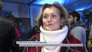 Yvelines | Versailles : Les festivités de noël commencent