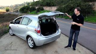 2012 Toyota Prius C Review