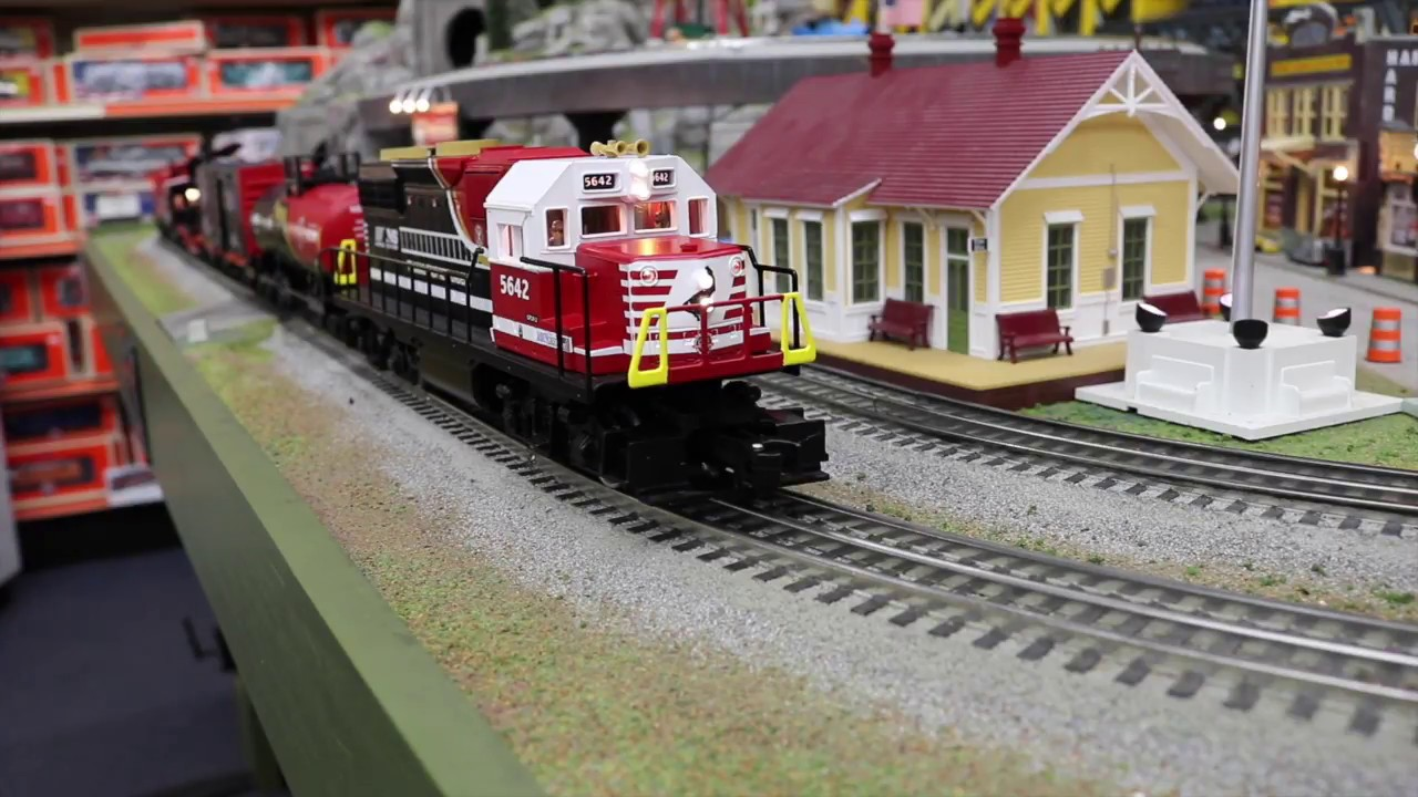 Lionel #6-84490 Norfolk Southern First Responders Set With Bluetooth