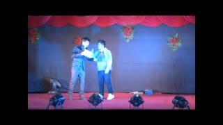 Funny Video In Sangeet Sandhya