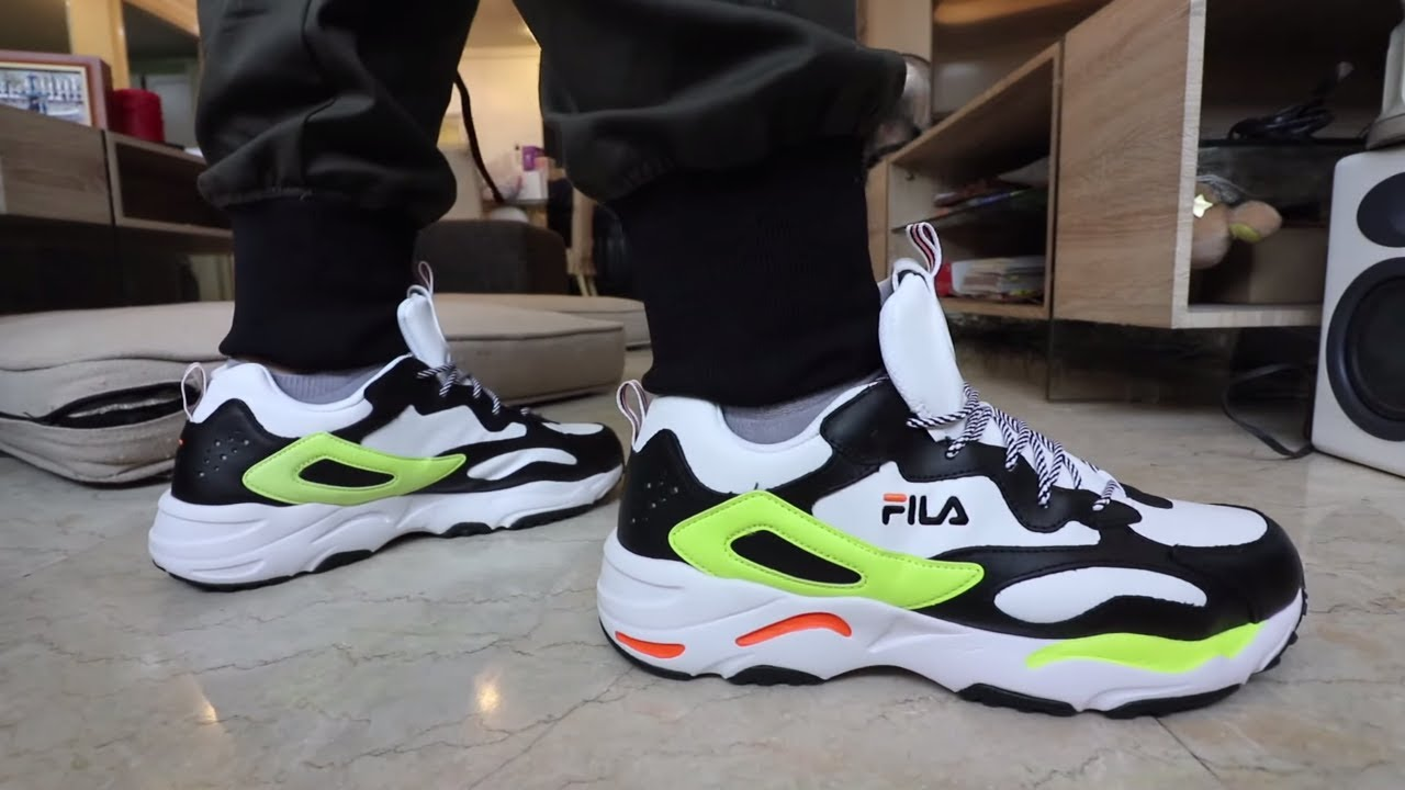 THE BEST FILA SHOES (MID-2019) - YouTube