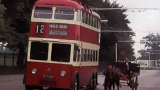 Streets of Belfast - 1950