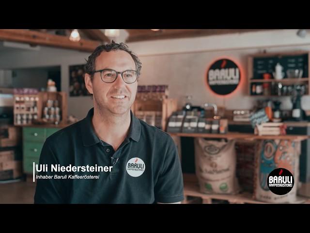Kaffeerösterei Baruli - Wie röstet man Kaffee und was ist das Geheimnis einer guten Kaffeerösterei.