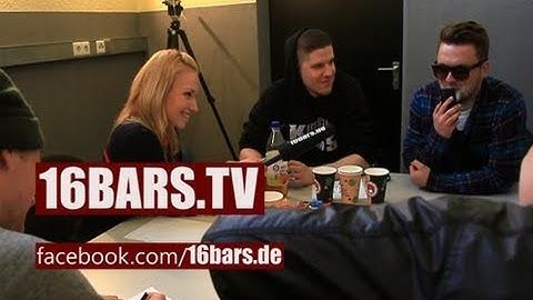 """Visa Vie spielt """"Therapy"""" mit den Orsons (16BARS.TV)"""