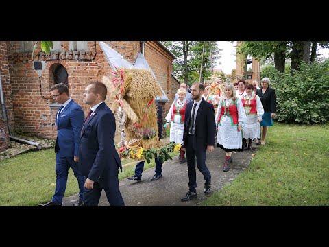 Relacja z dożynek Powiatu Przasnyskiego w gm.Czernice Borowe