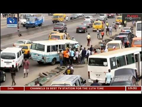 Proposed Reconstruction Of The Oshodi-Airport Road Pt.1 |Dateline Lagos|