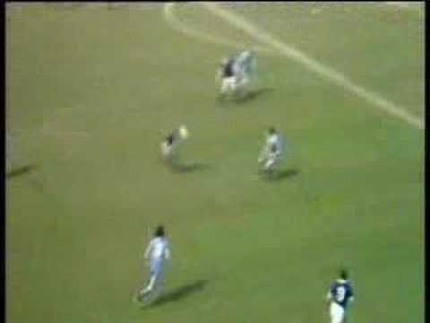 Linfield v Ballymena United Irish Cup final 1978
