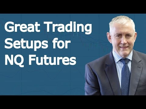 Day Trading NQ Futures, Great Trade Setups | Trading in Futures