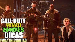 DICAS PARA INICIANTES - The Final Reich - Call Of Duty: WW2 Zombies