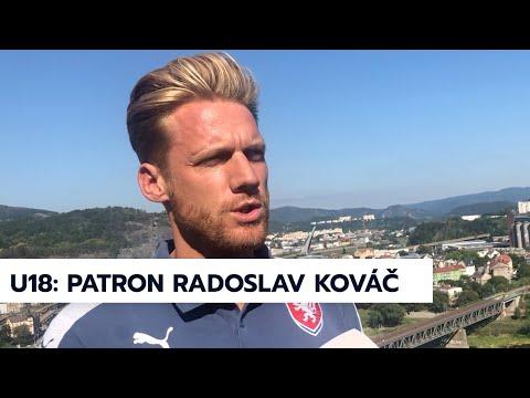 Radoslav Kováč - hrdý nový patron reprezentace do 18 let