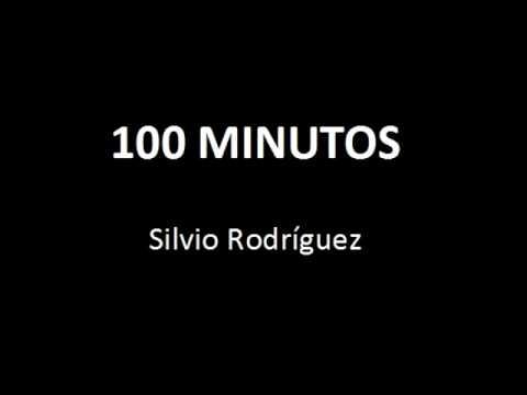 SILVIO RODRÍGUEZ 100 minutos