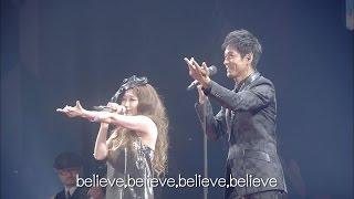 33rd Single「believe believe / あなた以外誰も愛せない」配信中 http:...