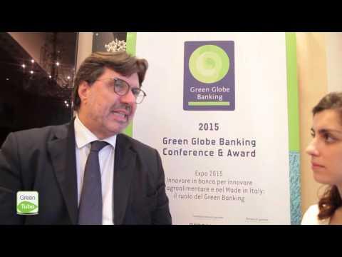 Intervista ad Angelo Bernabeo | IX Edizione Green Globe Banking Conference & Award