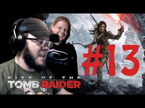"""AARON PLAYS Rise of the Tomb Raider #13: """"Down The Mines"""""""