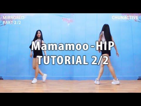 [TUTORIAL] MAMAMOO - HIP Mirrored Tutorial Part 2/2