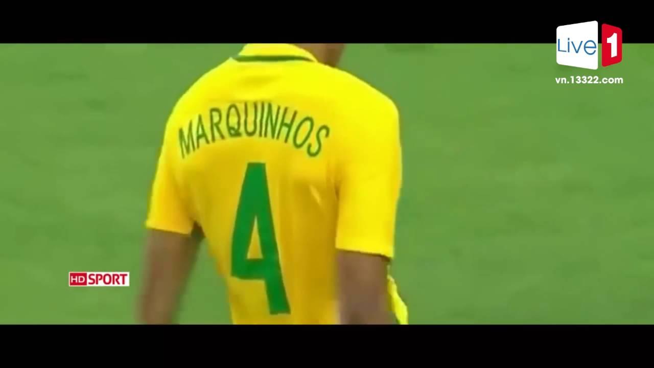 Brazil vô địch Olympic Rio 2016 Brazil vs Đức