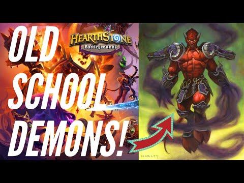 Jaraxxus Is STILL The KING Of Demons?!   Hearthstone Battlegrounds