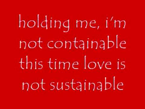 the ting tings - shut up and let me go w/lyrics