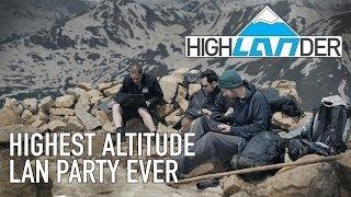 highLANder - Highest Mountaintop LAN Party Ever - Tek Syndicate Official Video