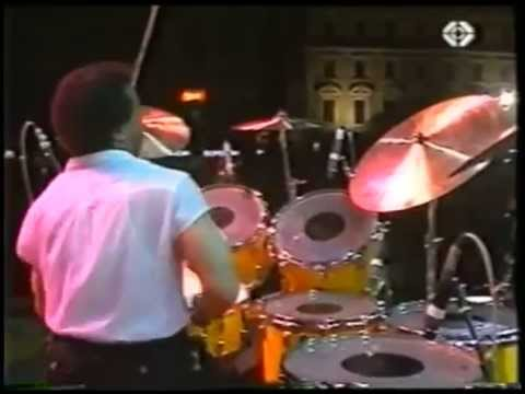 Tony Williams' MOST POWERFUL Drum Solo