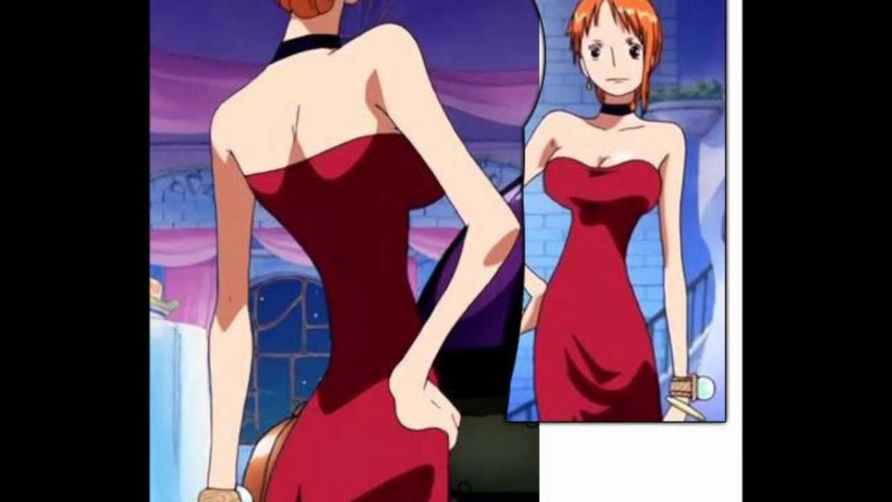 One piece nackt anime comic she back