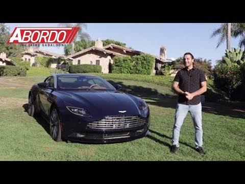 Aston Martin DB11 2018 - Prueba A Bordo Completa