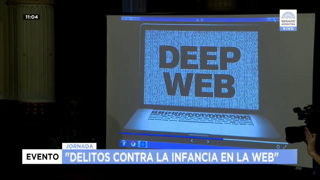 Download El verdadero rostro de la pornografía infantil - Emiliano Zarate - Senado de la Nacion