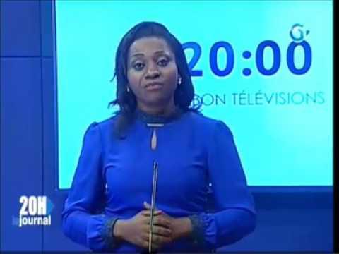 GABON TV  JT 20H DU DIMANCHE 30 AVRIL 2017