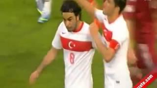 Türkiye 3 - 3 Letonya Maçın Tüm Golleri Hazırlık Maçı - ÖZET