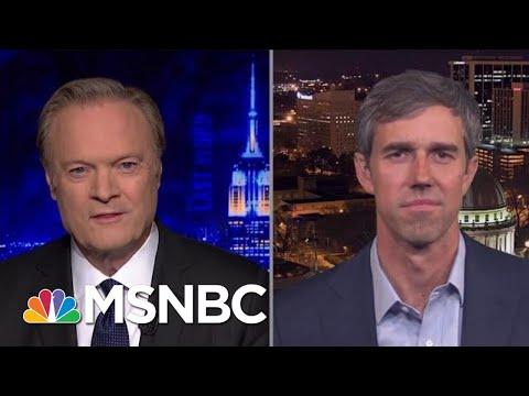 O'Rourke: I Will Not In Any Scenario Run For Senate
