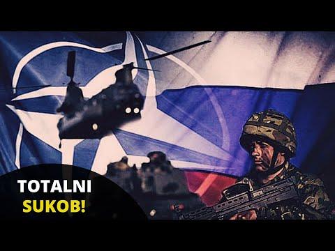 BLIZU SMO TAČKE KOJA ĆE DOVESTI DO RATA IZMEĐU RUSIJE I NATO-a!